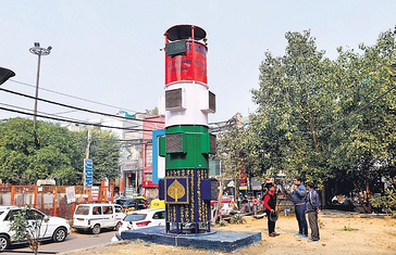 Why Smog Towers may not Solve the Problem of Air Pollution