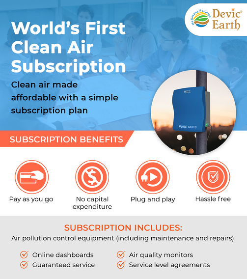 Subscription Plan One Pager